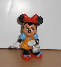 Vintage MINNIE MOUSE PVC Figurine Figure Walt Disney Comics Spain 80's