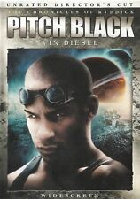 Pitch Black (Dvd, 2004, Unrated, Directors Cut, Widescreen Edition) World Ship