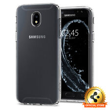 Spigen® Samsung Galaxy J5 [2017] [Liquid Crystal] Ultra Slim Clear TPU Case Cove