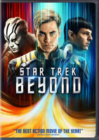 Star Trek Beyond [New DVD]