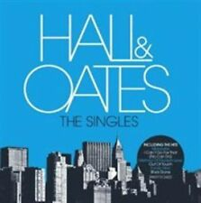 The Singles 0886973124222 by Hall & Oates CD
