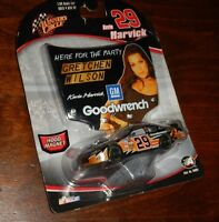 2006 Kevin Harvick #29 GM Goodwrench/Gretchen Wilson Chevy 1/64 Winners Circle