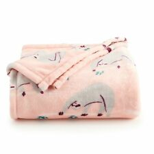 The Big One Oversized Sloth Super Soft Throw Blanket 5' x6 ft - NEW Sloths