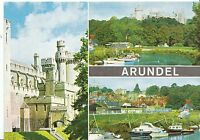 Sussex Postcard - Views of Arundel   AB1411
