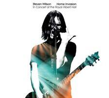 WILSON STEVEN - Home Invasion, 2 Audio-CDs + 1 DVD
