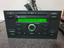 2005 mk3 ford mondeo 6000cd radio cd player with code 3S7T18C815AC