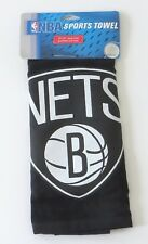 BROOKLYN NETS COLORED SPORTS TOWEL W/GROMMET
