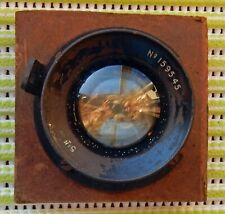 AIR MINISTRY MILITARY BRASS LENS 5inch f4 REF No 14A/1101 ON LENS BOARD