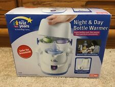 The First Years by Learning Curve Night & Day Bottle Warmer - Great Condition!