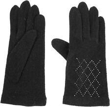 Roeckl Damen-Handschuhe & -Fäustlinge aus 100% Wolle