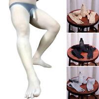 ElsaYX men's five toes pantyhose tights sheath close