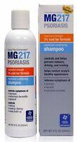 MG217 Psoriasis Medicated Conditioning 3% Coal Tar Formula Shampoo, 8 Fluid...