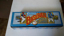 1989 Donruss Baseball Puzzle and Cards Complete  Set