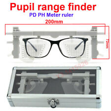 PD PH Meter Ruler Multi-Focus Pupilometers Distance Ruler for Glasses optometry
