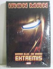 Iron Man Extremis Graphic novel Marvel New factory sealed