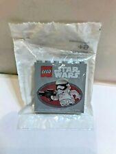 5 Sealed Brand New Lot Of Toys R US LEGO Star Wars 2015 Stormtrooper Bricks