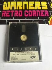 Amstrad Disk Disc Aliens Rare Game UnBoxed Electric Dreams