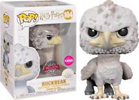 Harry Potter - Buckbeak US Exclusive Flocked Pop! Vinyl