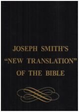 Joseph Smith's New Translation of the Bible (1970, Hardcover)