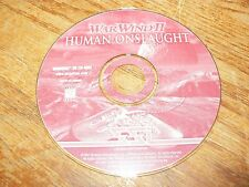 War Wind II Human Onslaught PC CD-ROM SSI Mindscape 1997 game for Windows 95