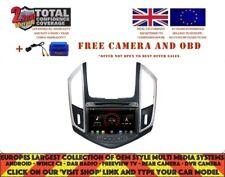 DVD GPS WIFI BT ANDROID 9.1 DAB+ CARPLAY WIFI FOR CHEVROLET CRUZE 2015+ K6416