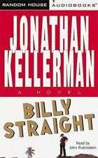 Jonathan Kellerman BILLY STRAIGHT CD AUDIOBOOK