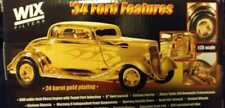 *REDUCED*  NIB Wix Collectibles 1934 Ford Gold Edition item #99134G