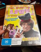 Mrs Brown's Boys Live Tour - Good Mourning Mrs Brown -  DVD  - FREE POST