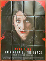 Plakat - This Must Be The Place Paolo Sorrentino Sean Penn Transvestit 120x160cm