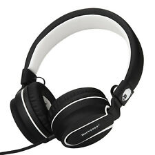 Foldable Folding On Ear Headphones for Laptop MP3 DVD Kindle iPhone iPad iPod PC