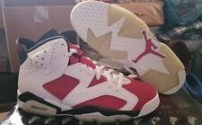 DS Air Jordan 6 VI Retro Carmine 2008 CDP Pack size 9 Nike 1 3 4 5 6 11 12 13