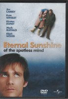 Eternal Sunshine Of The Spotless Mind Dvd Jim Carrey Kate Winslet Mark Ruffalo