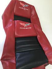 """1979-1982 Corvette Seats Cover(4"""" bolster)"""