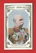 RUSSIA RUSLAND GENERAL KAULBARS WITH MEDALS VINTAGE CARD 632