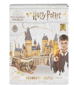 Harry Potter Hogwarts Castle 3D puzzle BNIB GREAT GIFT