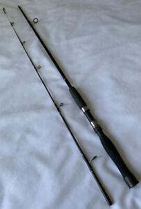 "Shakespeare 6'6"" 4-12Lb Medium Light Two Piece Casting Fishing Rod"