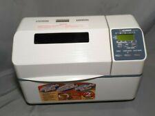 Zojirushi Home Bakery Supreme Bread Machine Maker 2 lb. Double Paddle Bbcc-X20.
