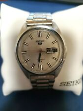 Vintage SEIKO 5 - 5126-8060 Men's Automatic watch - Day/Date 23Jewels - 1968