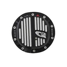 G2 - 40-2021MB - Ball Milled Aluminum Differential Cover - GM 8.5in./8.6in.