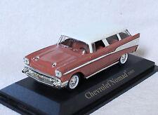 Chevrolet Nomad braun 1957 1:43 Yat Ming Modellauto
