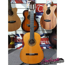 Esteve 4ST Spanish Made Nylon String Solid Spruce Top Classical Guitar
