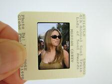 More details for original press photo slide negative - mariah carey - 1998 - n