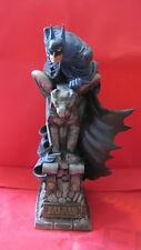 The Batman Cold Cast Porcelain Statue 5151/5555 Graphitti DC Comics Bowen 1992