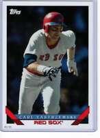 Carl Yastrzemski 2019 Topps Archives 5x7 #206 /49 Red Sox