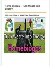 Turn Waste Into Energy Home-biogas: How to Turn Food Waste Into Cooking Gas