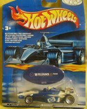 Hot Wheels Williams  Team '01 Grand Prix Open Wheel Formula 1 Racing 1:64
