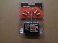 New Black & Decker Handy Driver Set 71-820 7 Piece