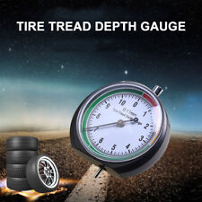 Wheel Tyre Pressure Tread Depth Gauge Meter Tire Condition Monitor For Car