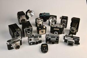 Vintage Camera Mixed Lot