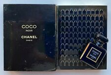 CHANEL COCO NOIR EAU DE PARFUM MINIATURE 1,5 ML RARE VIP GIFT DEFECT BOX